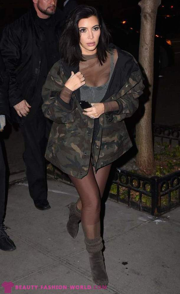 Kim og Kanye begyndte først at danse