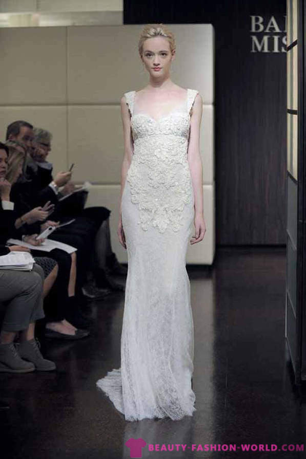 Badgley Mischka Collection Fall 2013 Wedding Dress